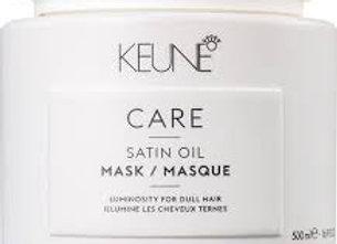 Keune Care Satin Oil - Máscara Capilar 200ml
