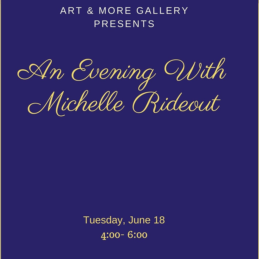 An Evening With Michelle Rideout