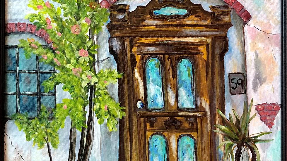 The Sicilian Door