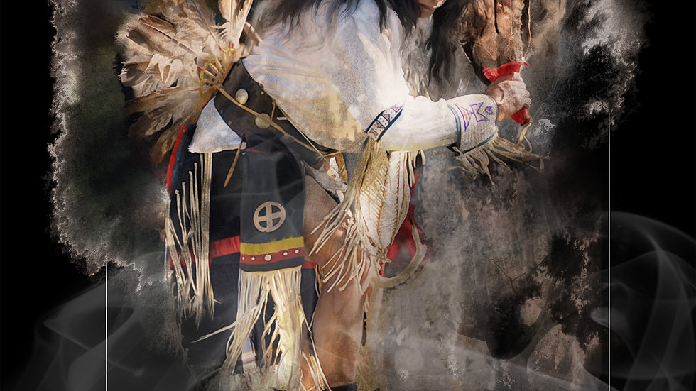 Cherokee Dream Dancer