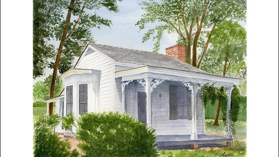 """""""Helen Keller Cottage"""""""