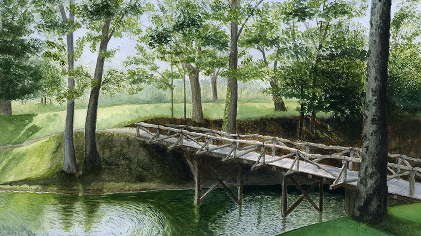 """Rustic Bridge"""