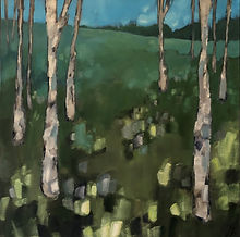 Out of The Woods ... 24x24 ... $700..jpg