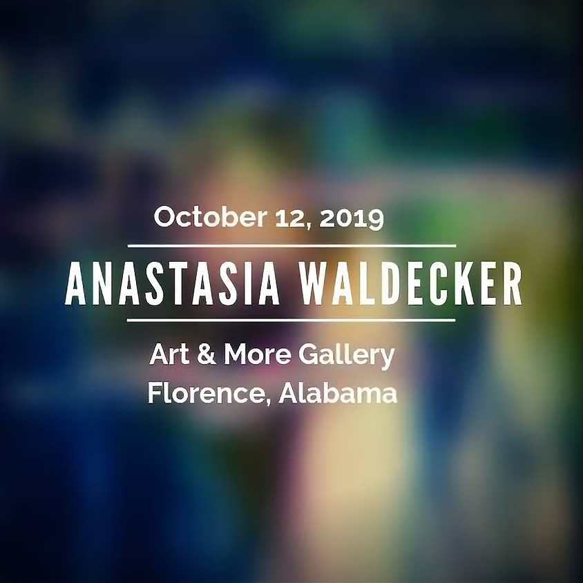 Meet Anastasia Waldecker