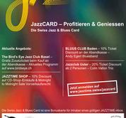 JazzCARD - Dezember Angebote