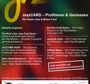 JazzCARD - Oktober Angebote