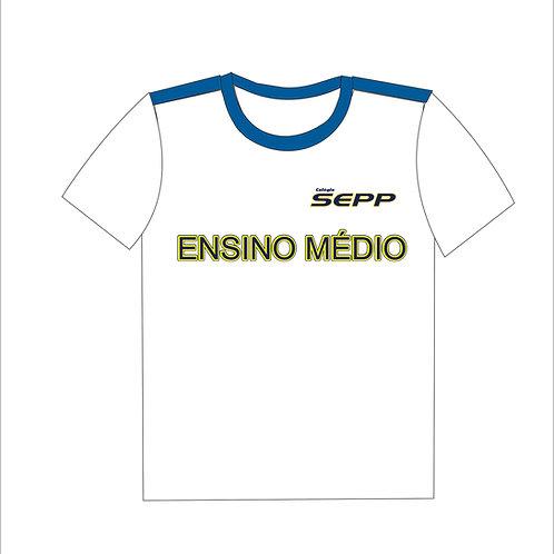Camiseta SEPP - Ensino Médio