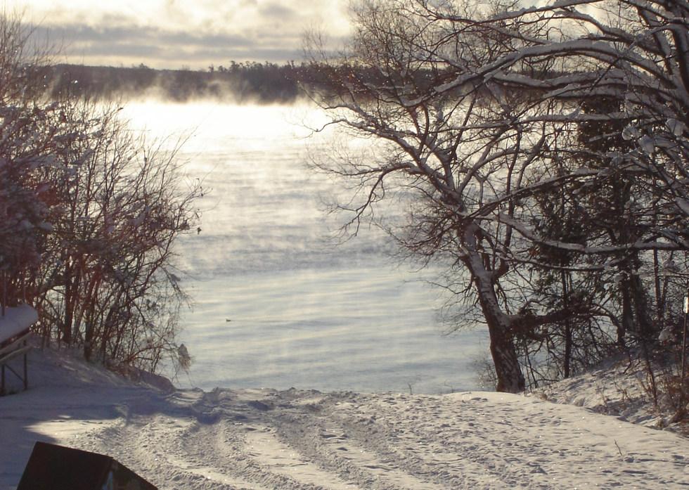 Walk to Lake
