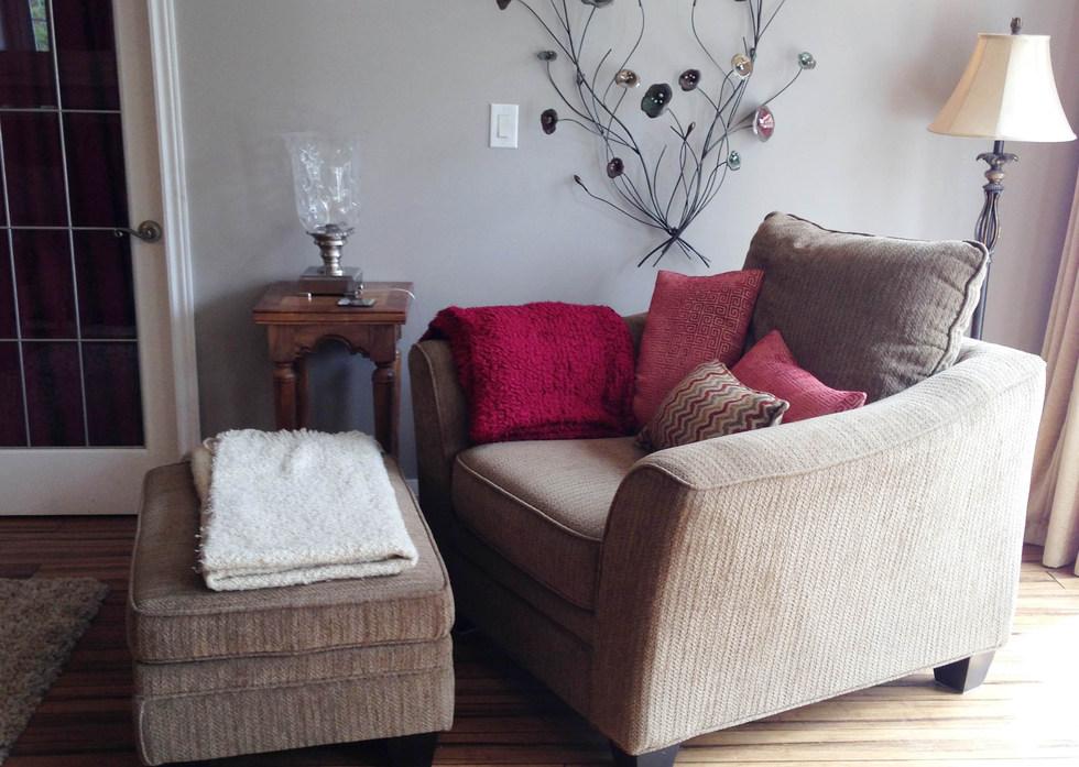 Front of livingroom