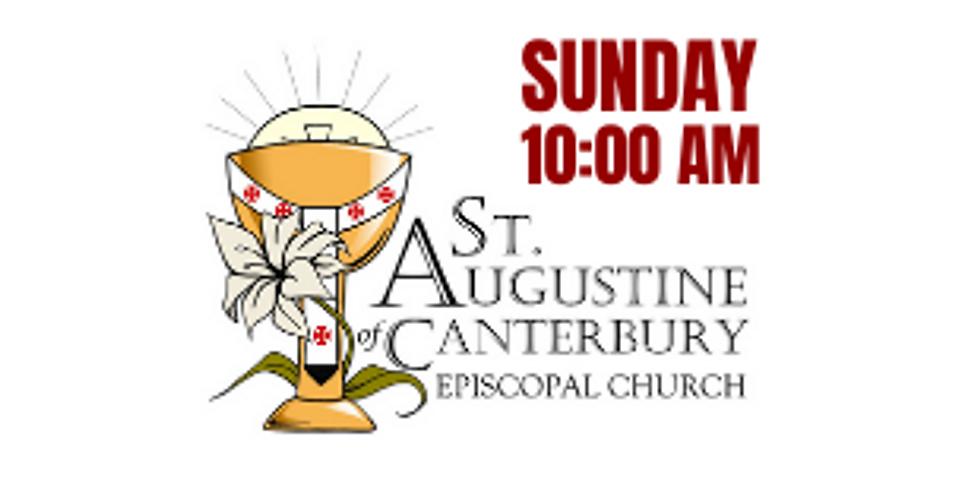 Morning Holy Eucharist  Rite II
