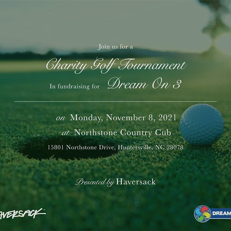Become a Sponsor DO3 x Haversack Golf tournament