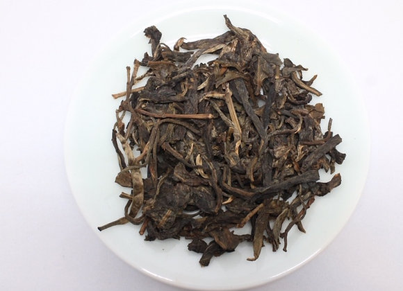 Potentiality/Ancient Tea Tree Puerh 蓄勢古樹普洱