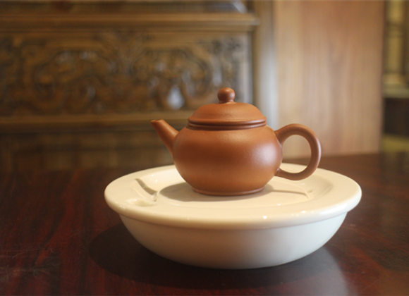 Mini Yixing Zisha Teapot   宜興紫砂壺(小)