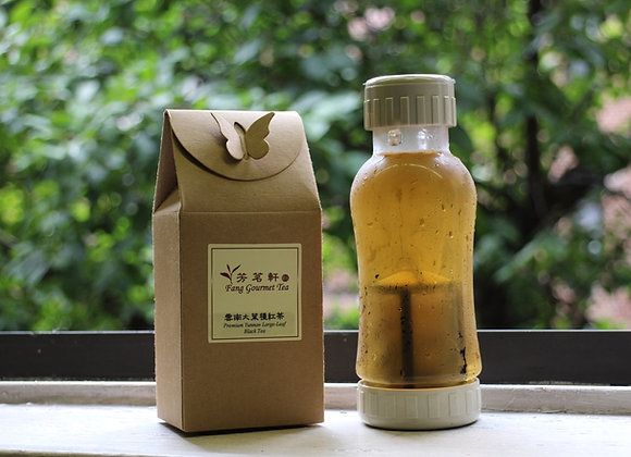 Premium Yunnan Big Leaf Black Cold Brew Tea Set 雲南大葉種冷泡茶組