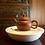 Thumbnail: Small Ivory White Teaboat   小茶船 (乳白)