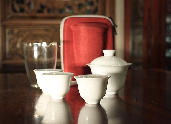 Gaiwan Travel Tea Set 旅行茶具組
