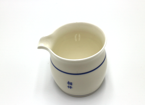 Ivory-White Fairness Cup  相伴茶海 (白)