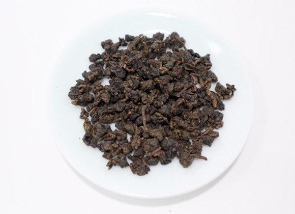 Charcoal Roasted Lishan Oolong    龍眼炭焙梨山烏龍