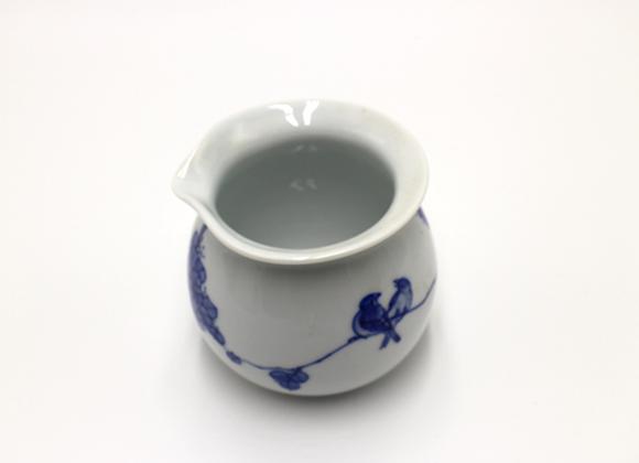 Fairness Cup  茶海 (青花)