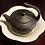 Thumbnail: Handmade Energy Clay Wing Handle Pot   手拉能量飛天壺