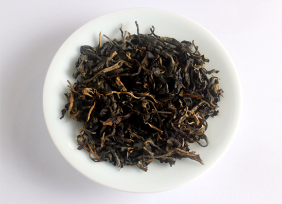 Premium Yunnan Big-Leaf Black Tea   雲南大葉種紅茶