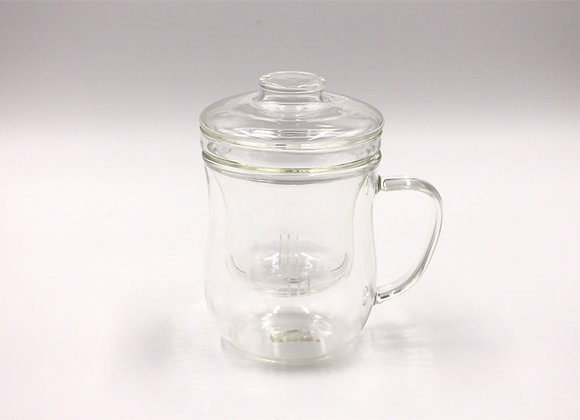 Glass Infuser Cup