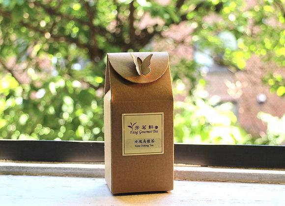 Cold Brew Tea - Rose Oolong 冷泡玫瑰烏龍