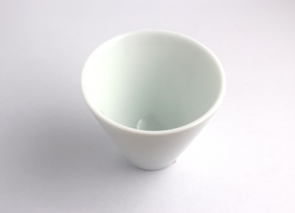 Hat Shaped Gu Gong Glaze Teacup   故宮釉笠型高杯