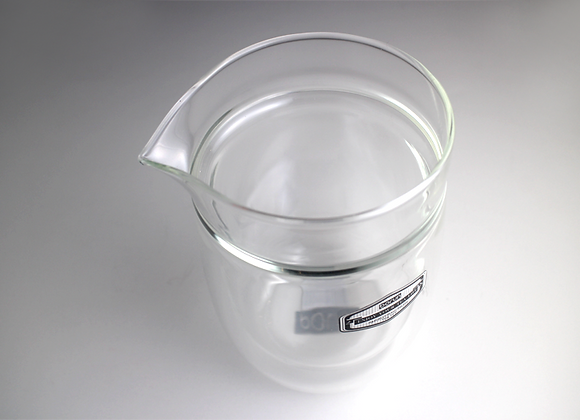 Double Wall Glass Fairness Cup    雙層玻璃茶海