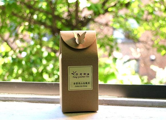Cold Brew Tea - Golden Lily Oolong 冷泡金萱烏龍