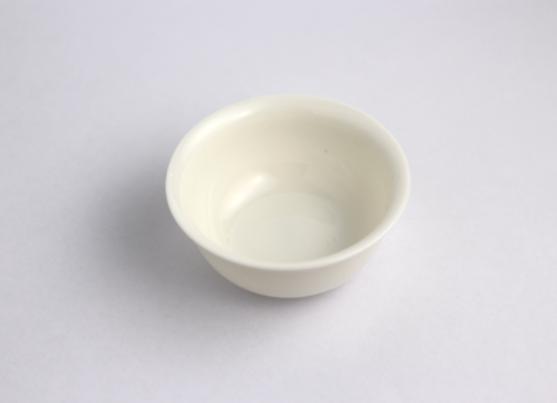 Mini Ivory White Teacup   迷你小杯 (乳白)