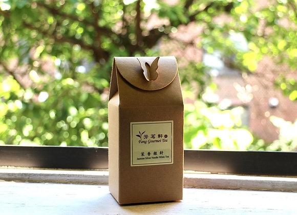 Cold Brew Tea - Jamine Silver Needle 冷泡茉香銀針