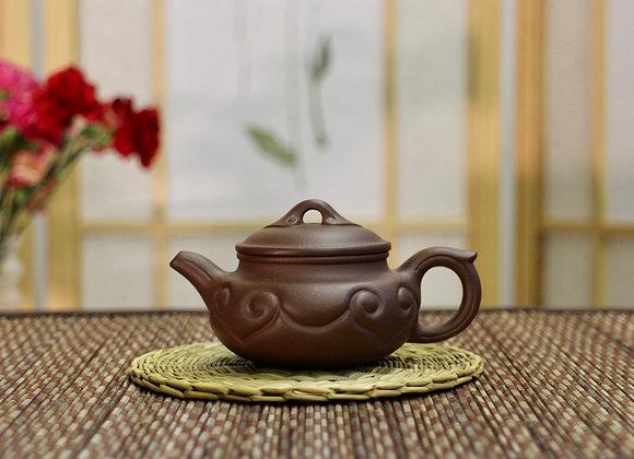 Yixing Zisha Teapot 如意壺