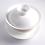 Thumbnail: Basic White Wide Gaiwan   蓋杯(白)