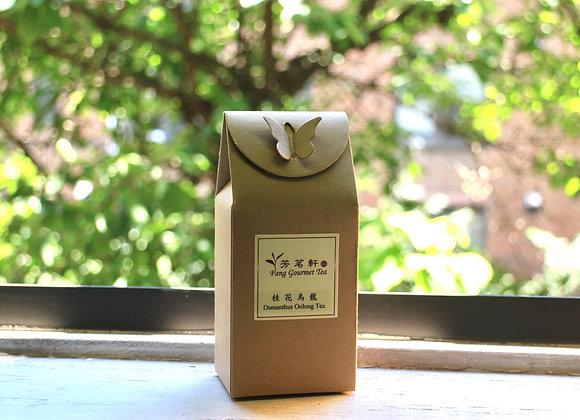 Cold Brew Tea -  Osmanthus Oolong 冷泡桂花烏龍