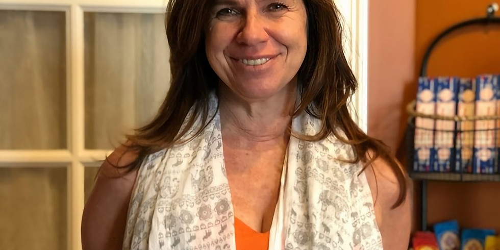 I AM Yoga Nidra™ Meditation with Jackie Morrison
