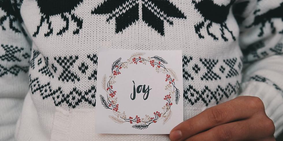 Ugly Christmas Sweater Yoga Class with Jaya