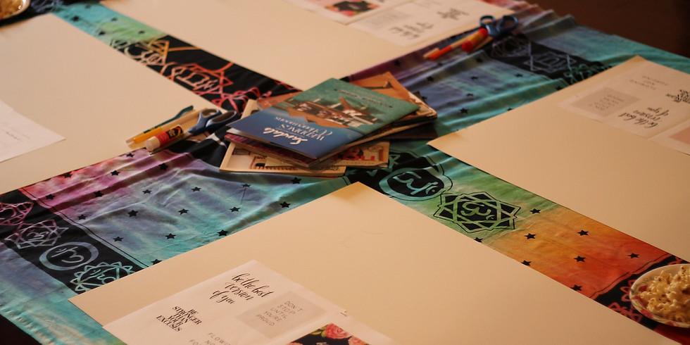 Manifesting Magic Vision Board Workshop with Jaya