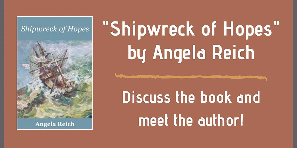 Book Discussion with Angela Reich
