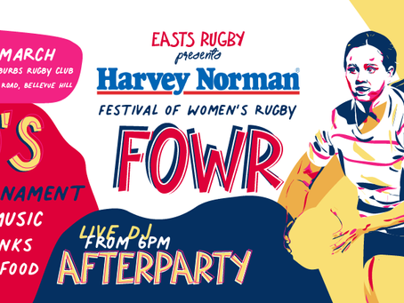 Harvey Norman Festival of Women's Rugby