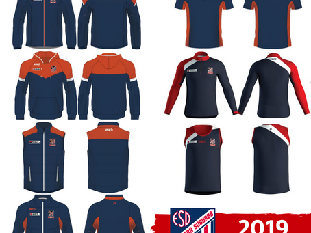 Easts 2019 Merchandise  ON SALE NOW