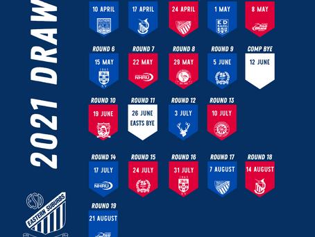 2021 Grade & Colts Draw