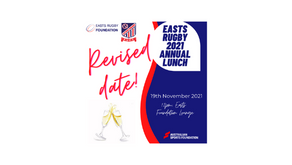 Revised Date for 2021 Annual Lunch