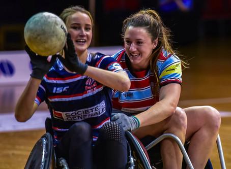 Shute Shield Wheelchair Rugby Exhibition Tournament