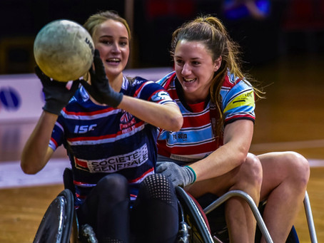 Shute Shield Wheelchair Rugby Exhibition Tournament