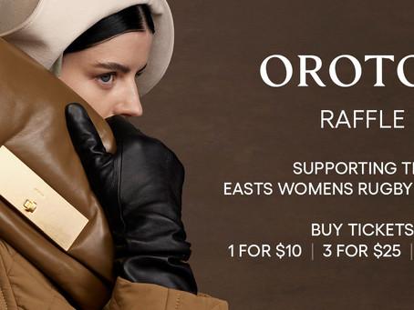 Ladies Day Oroton Raffle