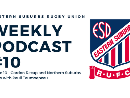 Easts Weekly Podcast #10