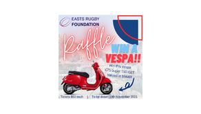 Easts Foundation Raffle Update