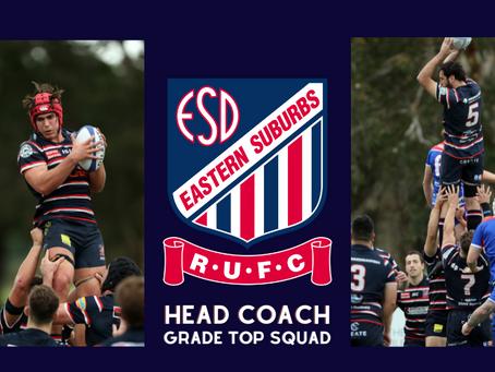 Head Coach - Grade Top Squad