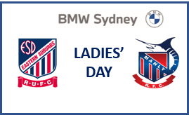 Round 2 v Manly BMW Sydney Ladies' Day - April 17th - Buy Tickets Now